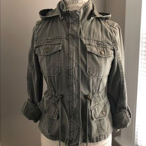 American Rag faded army light jacket